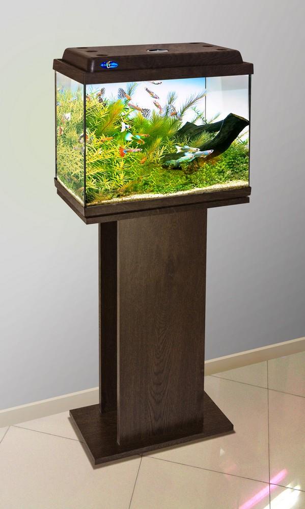 Аквариум Биодизайн КЛАССИК 40 (39 л., 5 цветов) с освещением и оборудованием