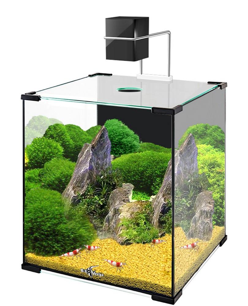Аквариум Биодизайн Q-SCAPE 20 (20 литров)