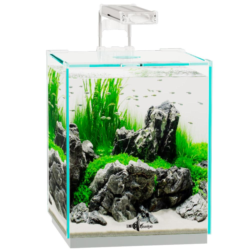 Аквариум Биодизайн Q-SCAPE OPTI 10 (10 литров)