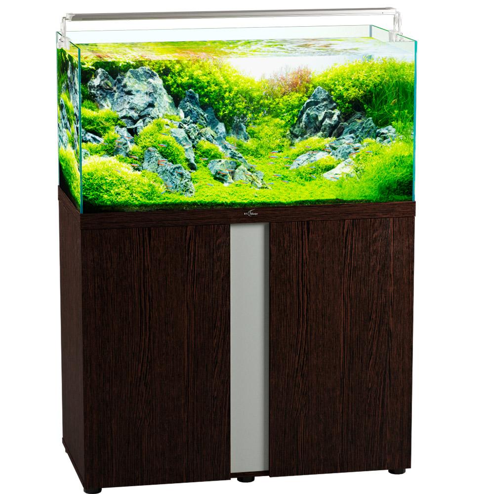 Аквариум Биодизайн Iwagumi 100 (225 литров)