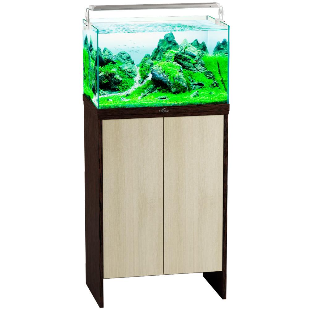 Аквариум Биодизайн Iwagumi 55 (60 литров)