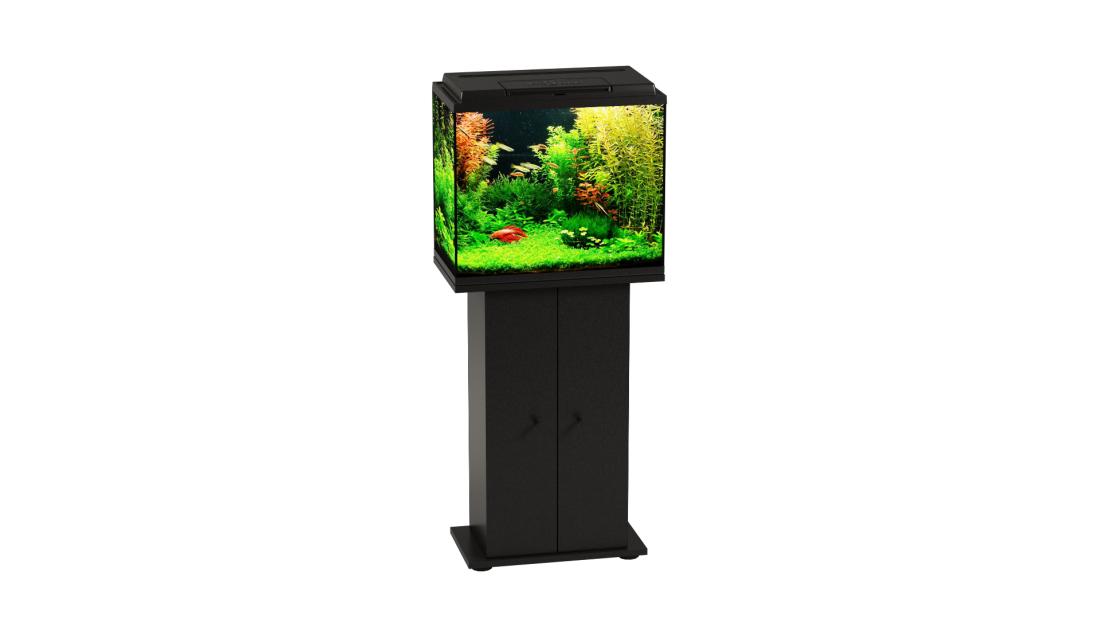 Аквариум Биодизайн КЛАССИК 50 (55 л., 5 цветов) с освещением и оборудованием