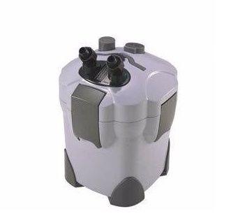 Внешний канистровый биологический фильтр с наполнителями BY-EF-10, 11W (300л/ч, керамич.вал, акв. до 300л)