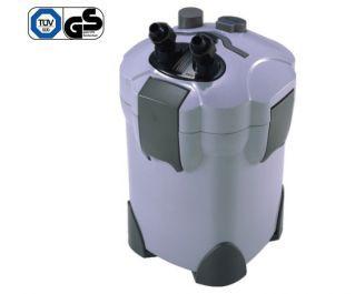 Внешний канистровый биологический фильтр с наполнителями BY-EF-15, 13W (350л/ч, керамич.вал, акв. до 350л)