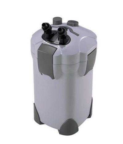 Внешний канистровый биологический фильтр с наполнителями BY-EF-20, 15W (400л/ч, керамич.вал, акв. до 400л)