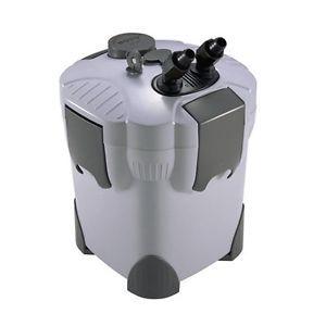 Внешний канистровый биологический фильтр с наполнителями BY-EF-25, 22W (750л/ч, керамич.вал, акв. до 450л)