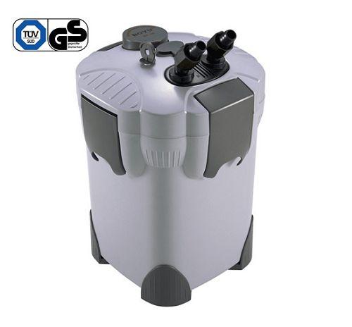Внешний канистровый биологический фильтр с наполнителями BY-EF-35, 24W (950л/ч, керамич.вал, акв. до 550л)