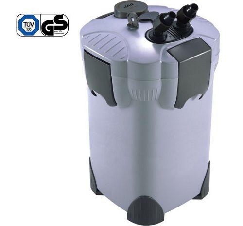 Внешний канистровый биологический фильтр с наполнителями BY-EF-45, 26W (1100л/ч, керамич.вал, акв. до 650л)