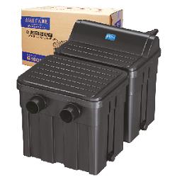 Фильтр для пруда со встроенным стерилизатором Hailea HL-G16000 (18W, 8000 л/ч)