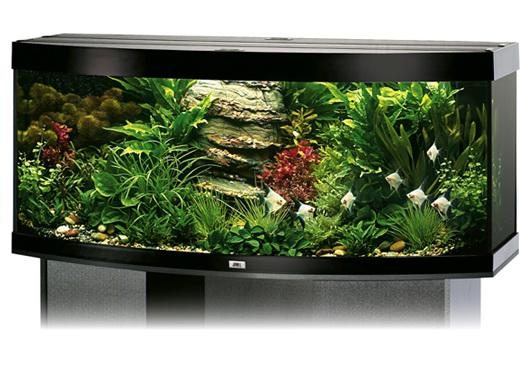 Аквариум Juwel VISION 450 с оборудованием (450 л., цвет чёрный)