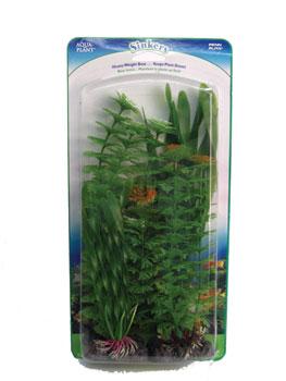Набор растений 3 шт с утяжелителем (15-20 см) PVP1H