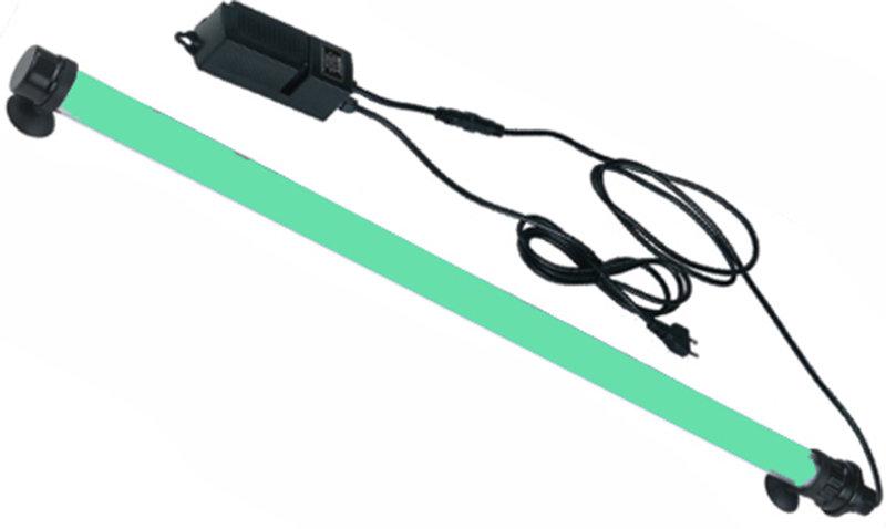 Подводная подсветка для аквариума 9W (зеленая) 500мм HL-MSLT-9G