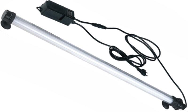 Подводная подсветка для аквариума 9W  (белая) 500мм HL-MSLT-9W
