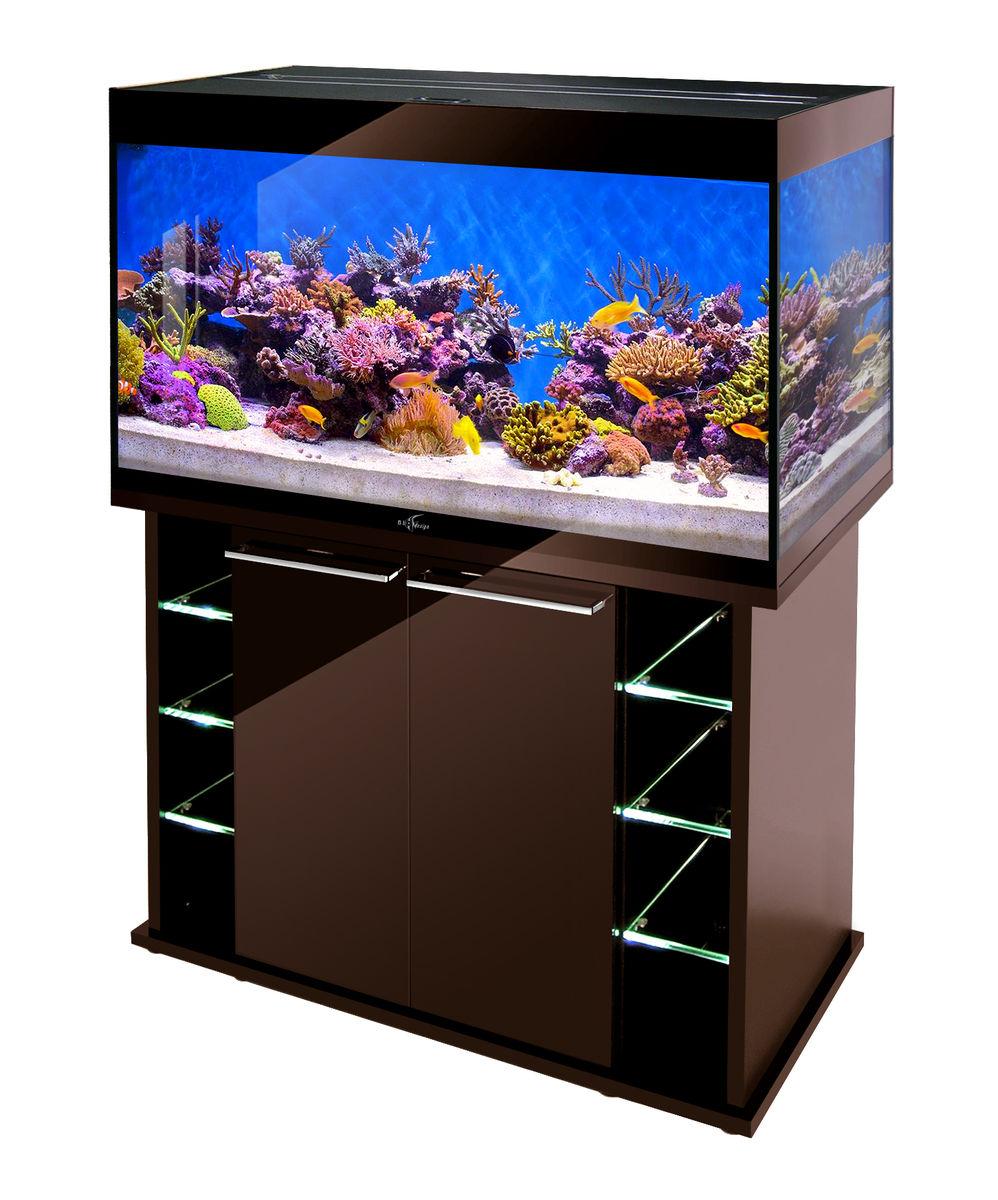 Аквариум Биодизайн CRYSTAL 210 (205 л., 3 цвета)