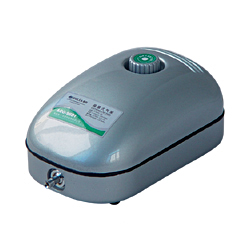 Компрессор (192 л/час) 1 канал Super silent HL-ACO-9601