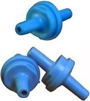 Обратный клапан для воздуха синий HL-CHVB