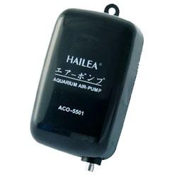 Компрессор (78 л/час) 1 канал Super silent HL-ACO-5501