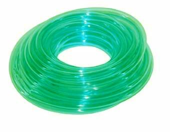 Шланг БУХТА силиконовый диаметр 4 мм (200 метров) HL-PT4/200G