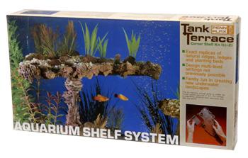 Декоративные пластиковые платфоры угловой набор TT2