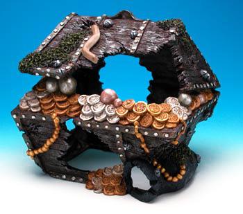 Сундук с сокровищами большой (20*20*20) RR850