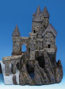 Большой волшебный замок правый (30*20*30) RRW10