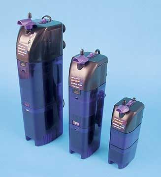 Фильтр внутренний с дождевальной флейтой + регулировка (300 л/час) CASCADE 300 CIF1F