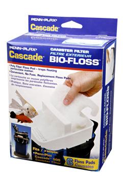 Фильтрующая салфетка для внешнего фильтра CASCADE 500 CCF131
