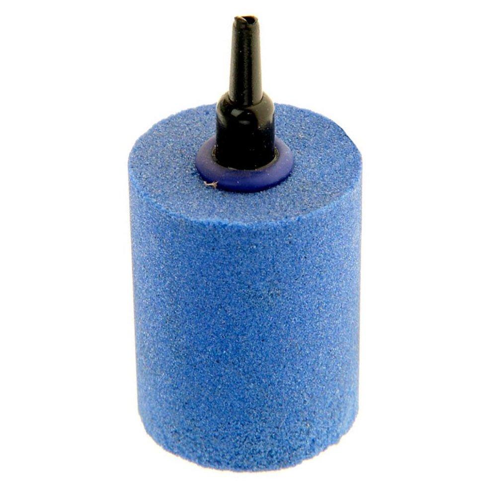Распылитель цилиндр голубой 50*25*4 мм
