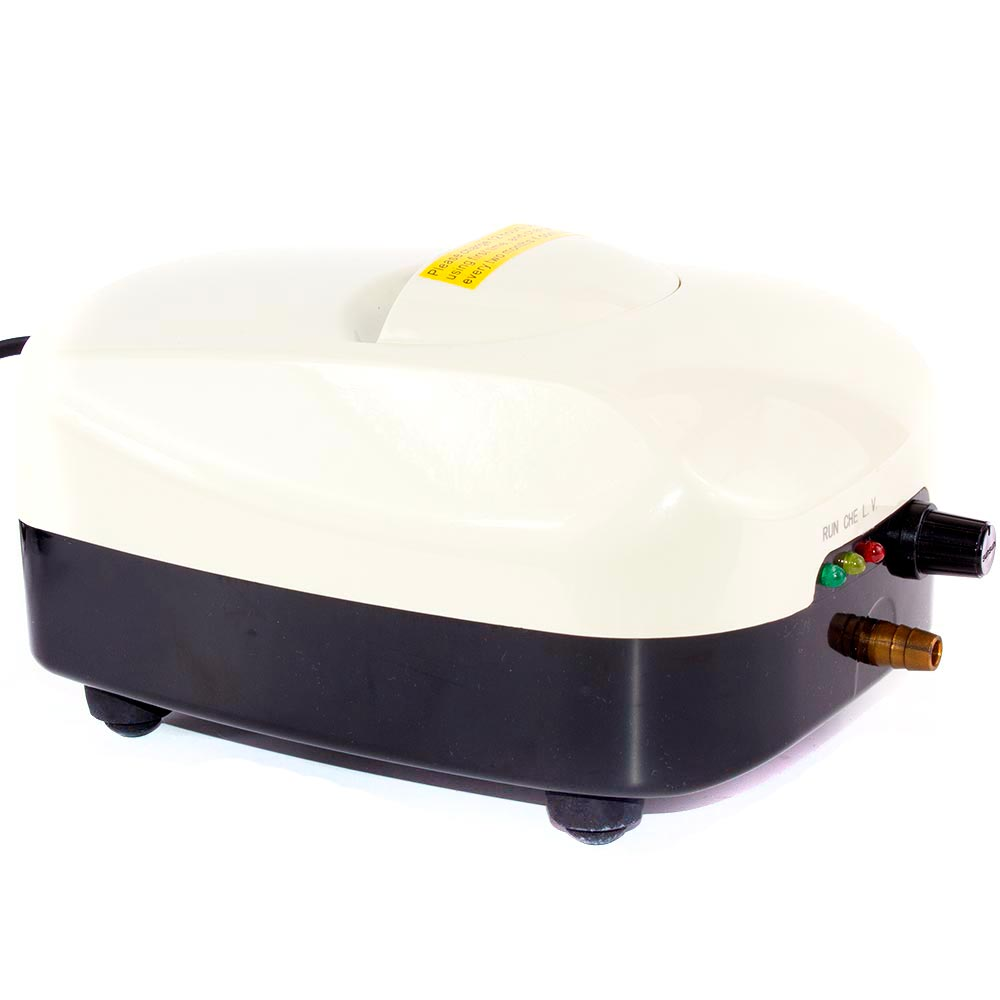Компрессор (20 л/мин ) диафрагмовый с аккумулятором Sunsun YT-818