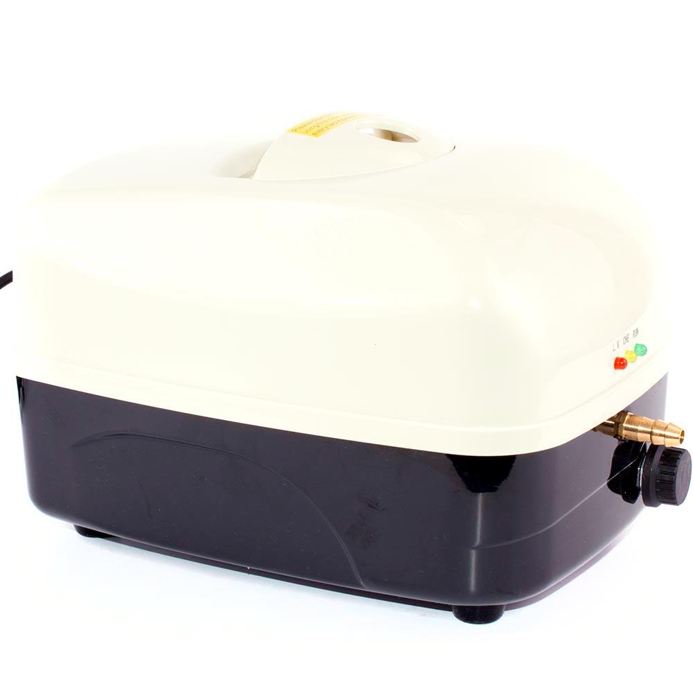 Компрессор (45 л/мин ) диафрагмовый с аккумулятором Sunsun YT-838