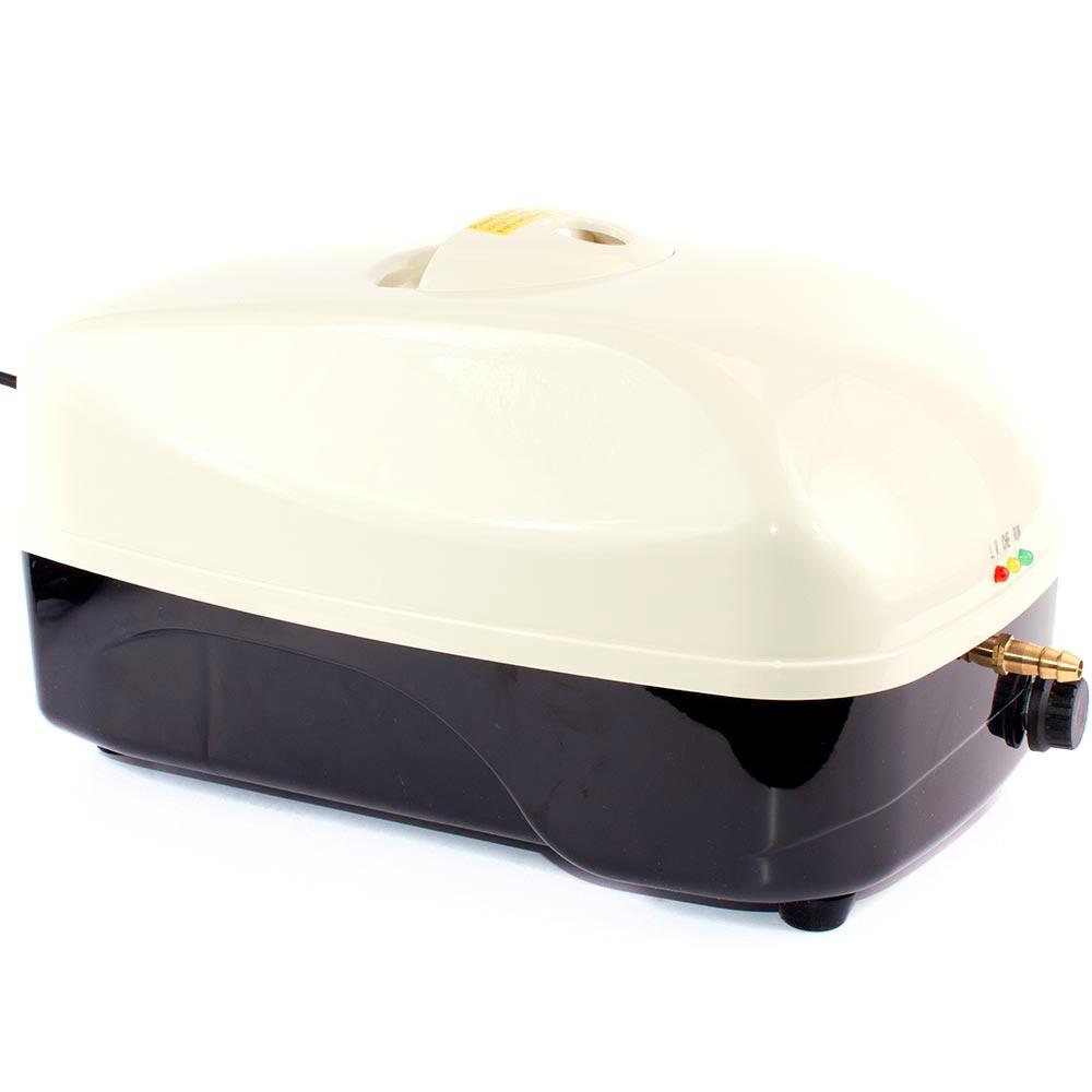 Компрессор (80 л/мин ) диафрагмовый с аккумулятором Sunsun YT-878
