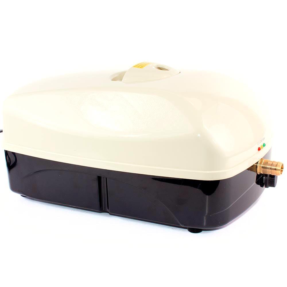 Компрессор (100 л/мин ) диафрагмовый с аккумулятором Sunsun YT-898