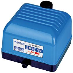 Компрессор (60 л/мин) диафрагмовый энергосбер HL-V-60