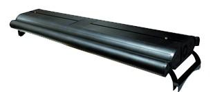 Светильник для аквариума металлогалоген  комбинированный (3*400W / 2*24/ 2*39 Т5) 1500мм черный HL-MH-1500-400W-24/39ER-B