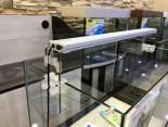 I-LED PRO 700 NATUR LIGHT серебро, 30 W, 4000 Lm, 7000K, 96 LED, рег. по длине 69-91 см